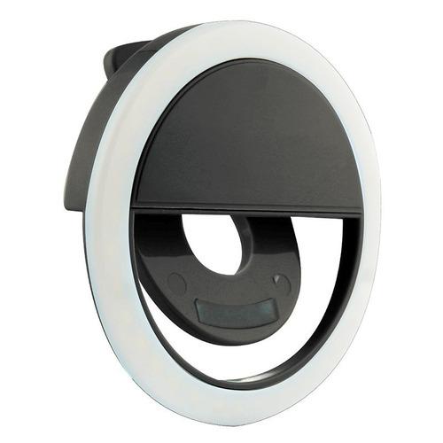 luz de selfie  light clipe anel led flash usb celular