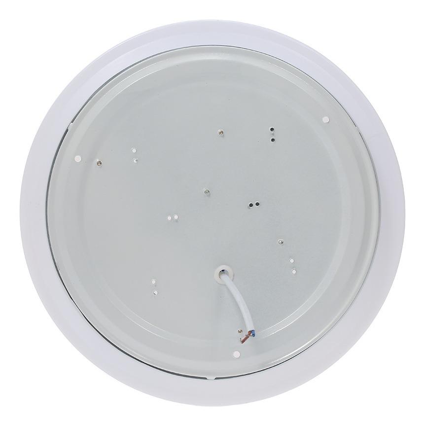 rango de detecci/ón de 8 m rango de detecci/ón 360o rango de detecci/ón MOSINITTY 12W 1000-2200LM redondo sensor de techo Luz de techo LED con sensor de movimiento