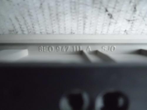 luz de teto do audi a4 / 2004