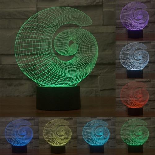 luz decorativa iluminacion novedad resumen 7 color