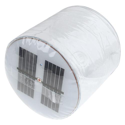luz decorativa nocturna inflacion acampar plegable portatil