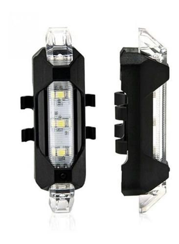 luz / destellador delantera bici weidas rapid x usb