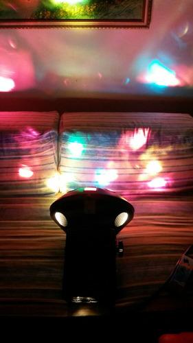 luz dj hongo discplay discoteca eliminator con repuesto new