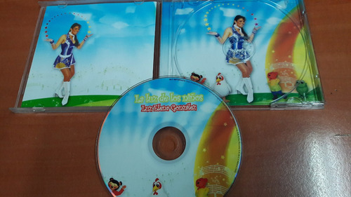 luz elena gonzalez. la luz de los niños, cd album año 2005