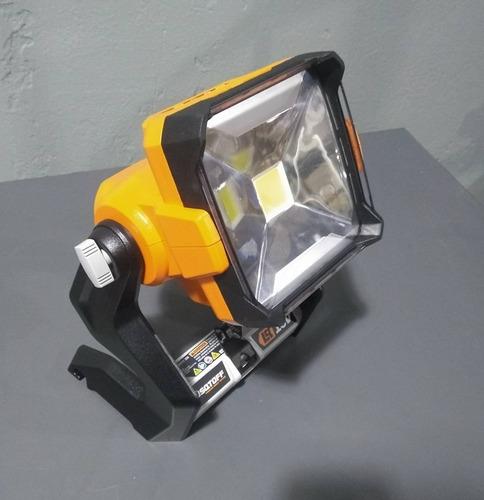 luz emergencia led inalambrica bateria de litio lusqtoff