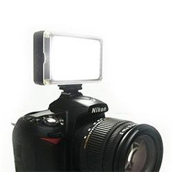 luz flash y video 54 led yongnuo yn0906