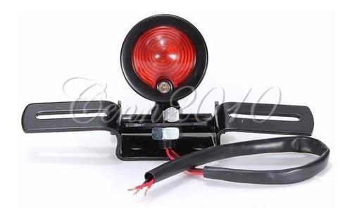 luz freio suporte placa old harley shadow virago triciclo