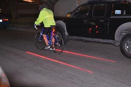9eb7ed6be Luz Laser Led Bicicleta Marcador Ciclo Via / Ekipofertas - $ 2.500 ...
