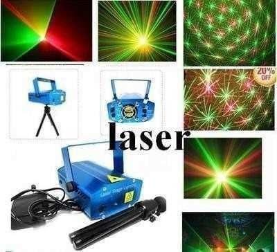 luz laser para discoteca o bar profesional