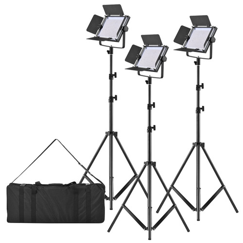 luz led -320a panel de luz vídeo color1
