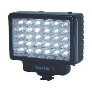 luz led bescor  30luces