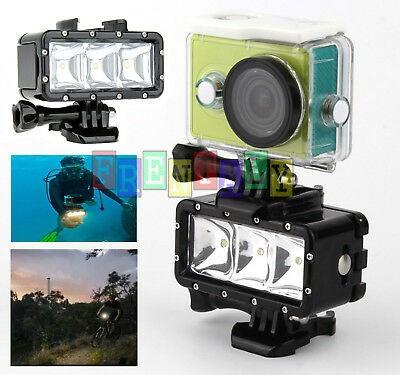 luz led buceo para cámara gopro hero 4 3 5iorg