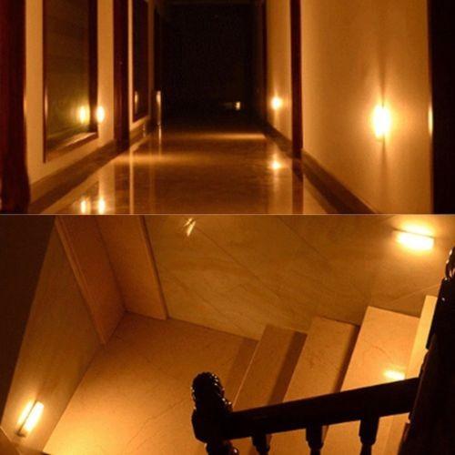 luz led con sensor para gabinetes