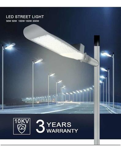 luz led de calle para postes 100 w