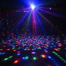 luz led dj