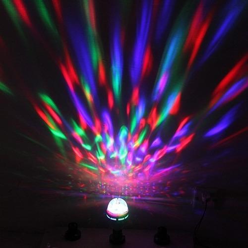 luz led efeito