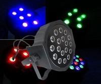 luz led lampara de escenario dj profesional rgb 54w par led