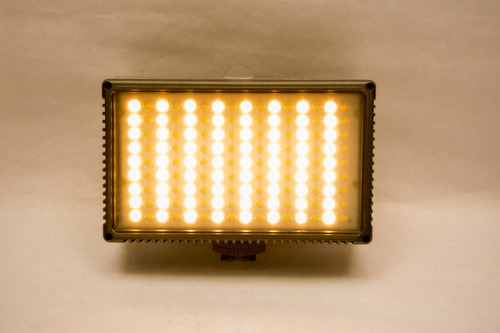 luz led lampara video / fotografía profesional.