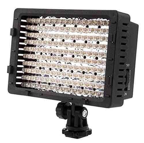 luz led para camara canon nikon panasonic sony *envio gratis