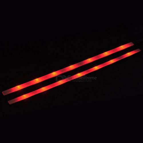 luz led para moto o bici, super estilo y más seguridad!!!