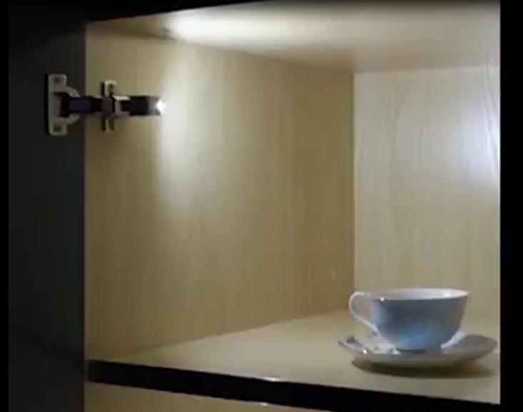 Luz Led Para Muebles De Cocina Armarios Closet Etc - S/ 15,00 en ...