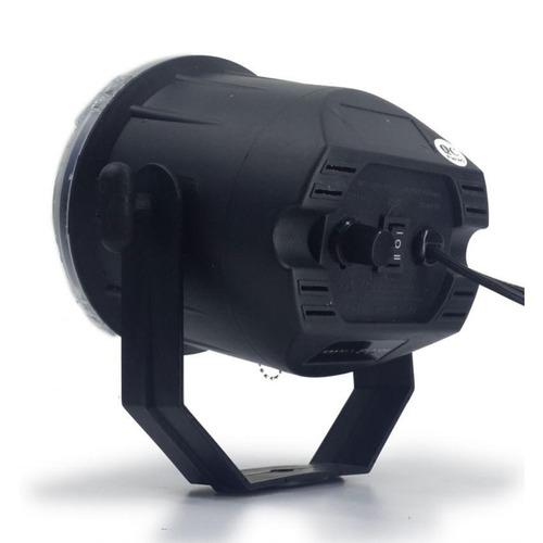 luz led strober audioritmico para discoteca audiopro small f