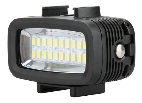 luz led sumergible flash gopro - camaras deportivas