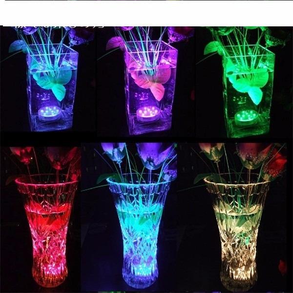 luz led sumergible rgb fiestas bodas xv a os centro de mesa en mercado libre. Black Bedroom Furniture Sets. Home Design Ideas