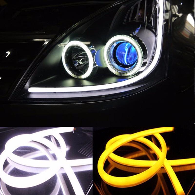 Luz Led Tuvo Neon No Xenon Para Autos Tuning O Motos U S