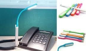 luz led usb silicona flex apta notebook automóvil celular