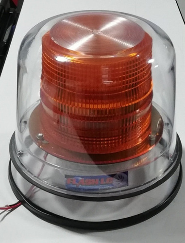 luz licuadora para vehículos doble led con luz media