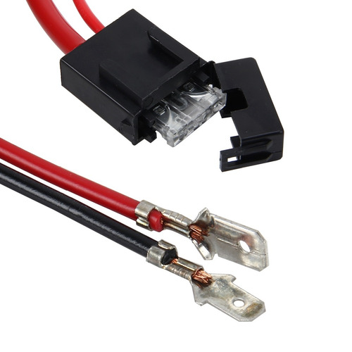 luz linterna cable dc 12v 40a bulbo h1 reforzar linea 0gjh