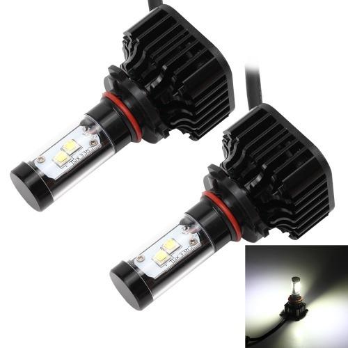 luz linterna faro led pcs lm para vehiculo lampara blanca