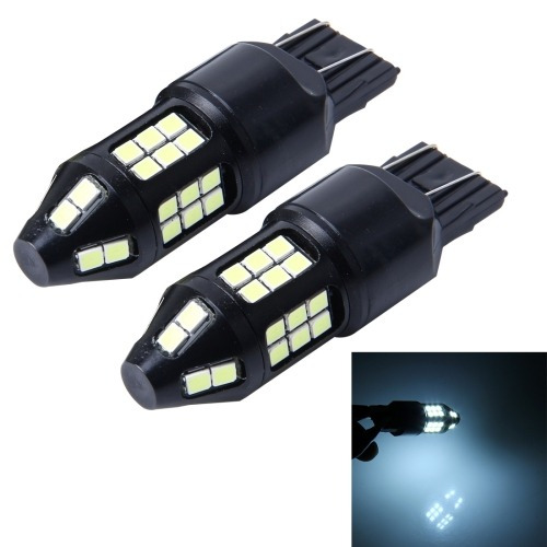 luz linterna freno pcs lm car auto brake backup blanca