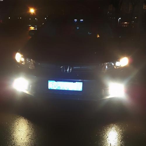 luz linterna niebla conduccion pcs led lm para blanca
