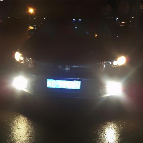 luz linterna niebla conduccion pcs lm car fog with blanca