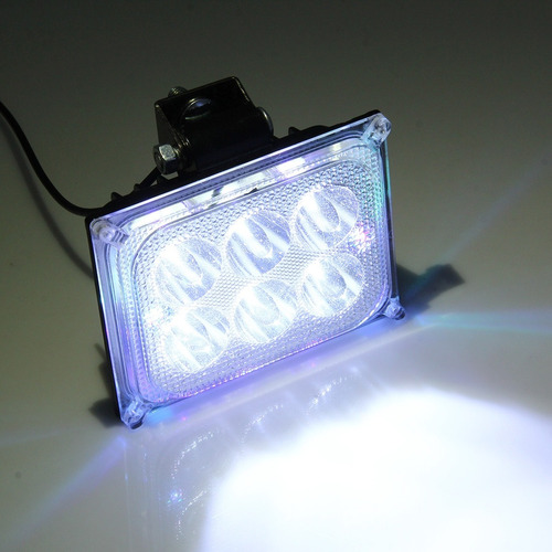 luz linterna trabajo 5 lm epistar led grado ligero blanca