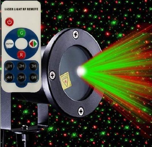 b1929b7ec34 Luz Navidad Proyector Laser Con Control Remoto  electroworld ...