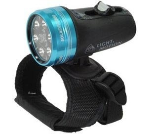 luz para buceo pulsera sola light and motion