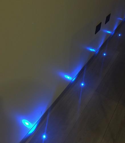 luz para escaleras luz cortesía hogar edificios náutica led