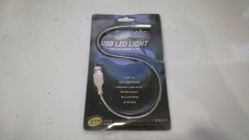 luz para notebook y pc - usb led light