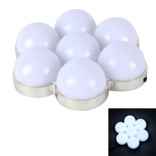 luz para vehiculo dome carfu ac- led roof light dc 5 blanca