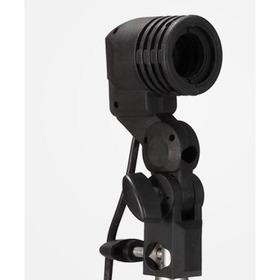 Luz Para Video Y Fotografía Socket Para Bombillo Y Sombri