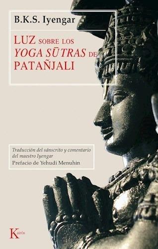 luz sobre los yoga sutras de patanjali, iyengar, kairós