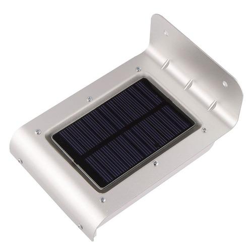 luz solar exterior 16leds sensor movimiento versión mejorada