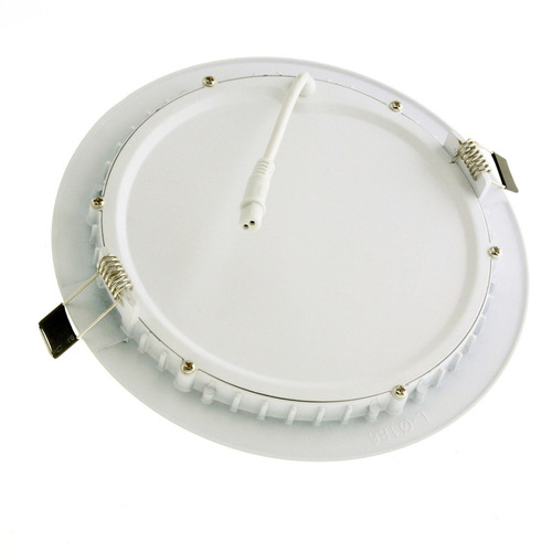 luz techo panel youoklight lm blanca ronda led ac 5 5