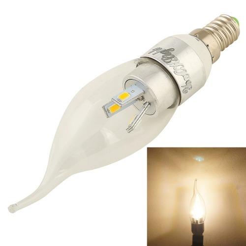 luz vela youoklight lm blanca caliente led lampara bulbo ac