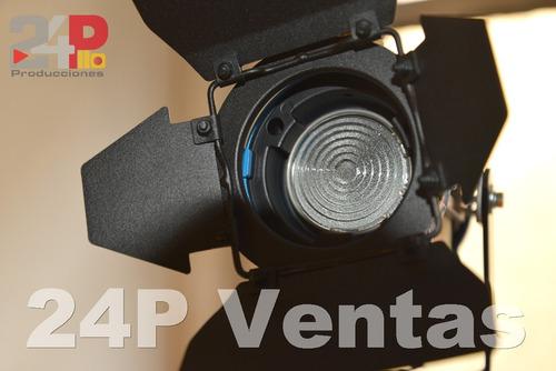 luz video arri 150w fresnel camara canon nikon sony panasoni