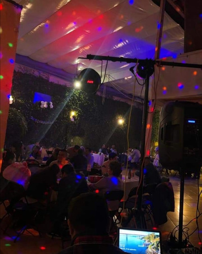 luz y audio para eventos
