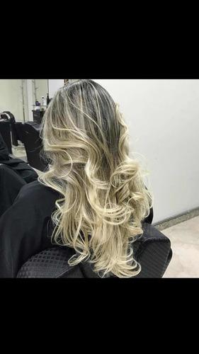 luzes ou ombre hair